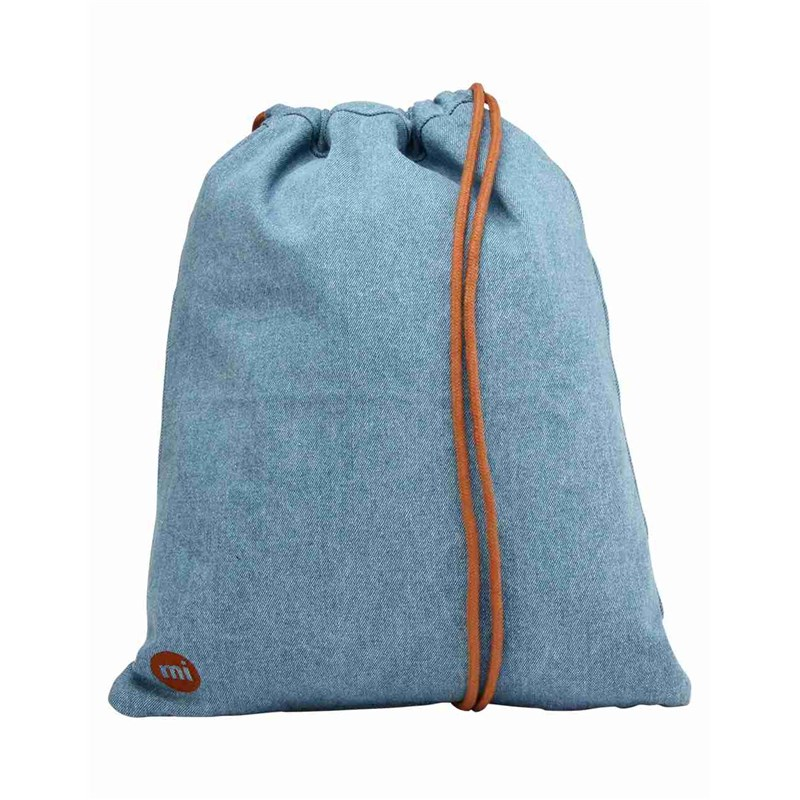 gymsack MI-PAC - Kit Bag Denim Stonewash (001)