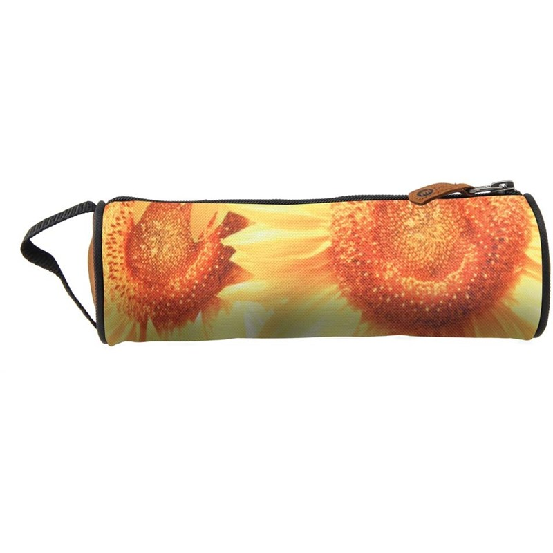 penál MI-PAC - Pencil Case Sunflowers Yellow (311)