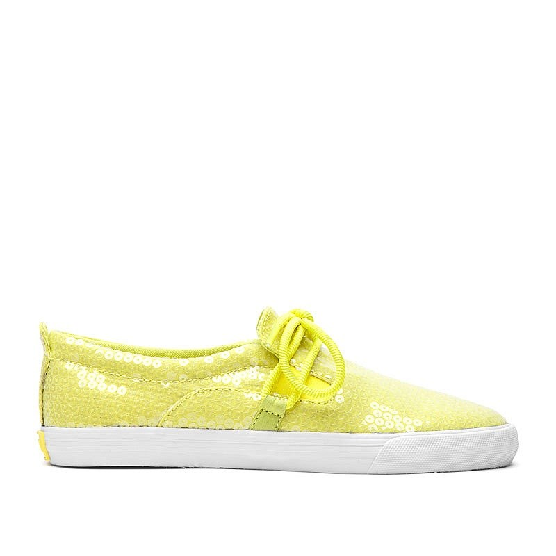 boty SUPRA - Belay Neon Yellow/White (YEL)