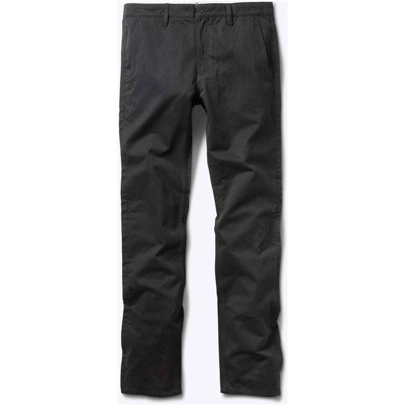 kalhoty DIAMOND - Classic Chino Pant-Slim Fit Black (BLK)