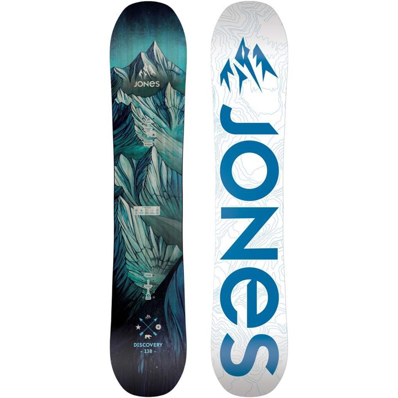 snowboard JONES - Snb Discovery  (MULTI)