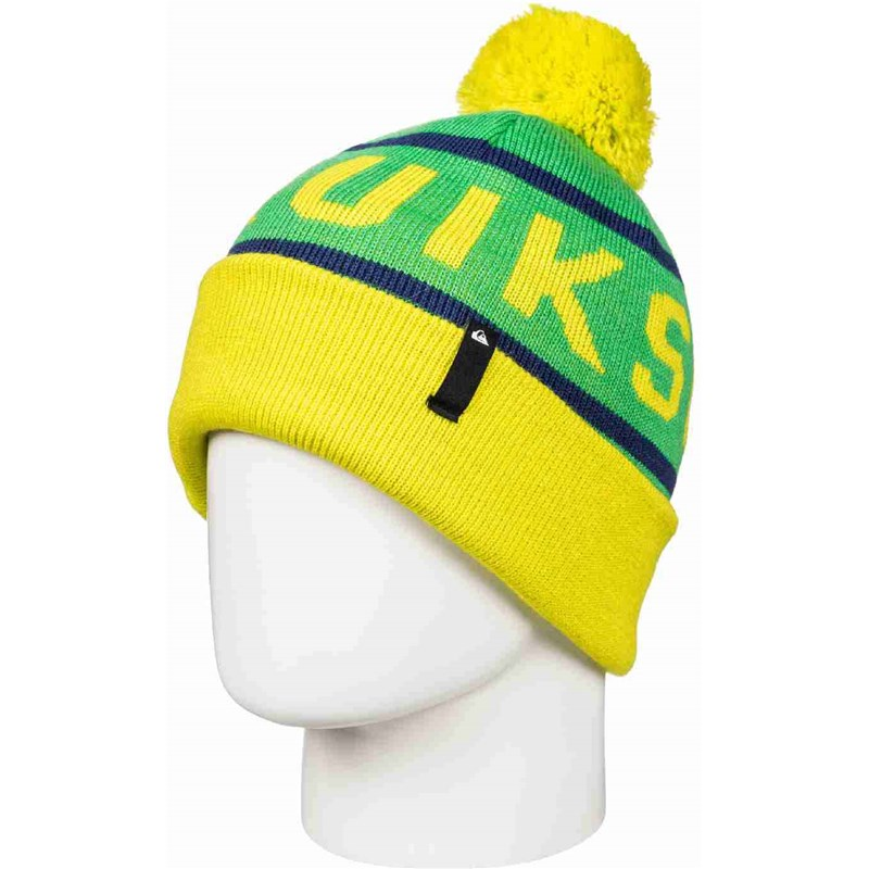 kulich QUIKSILVER - Summit Youth Be B Hats Gnk0 (GNK0)