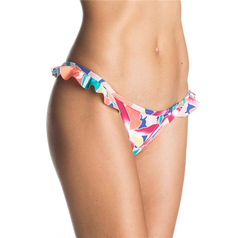 plavky ROXY - Ruffle Surfer Tropical Monsoon Combo Star Bl (PPM6)