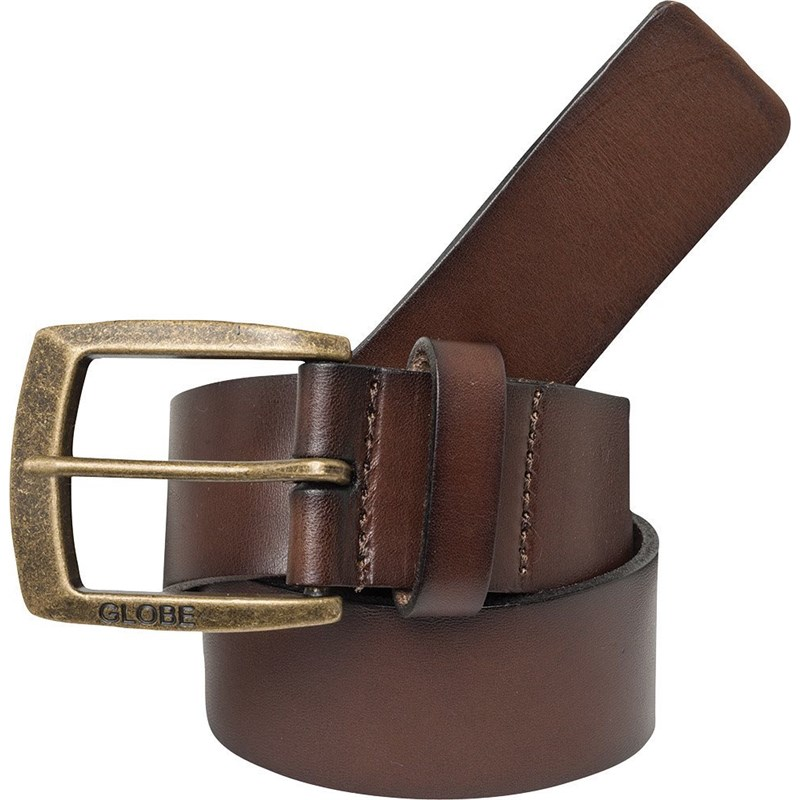 pásek GLOBE - Supply Belt Brown (BROWN)