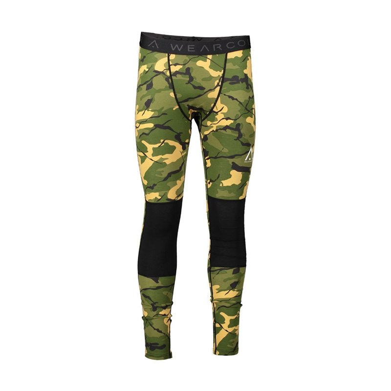 termo prádlo CLWR - Guard Pant Forest (519)