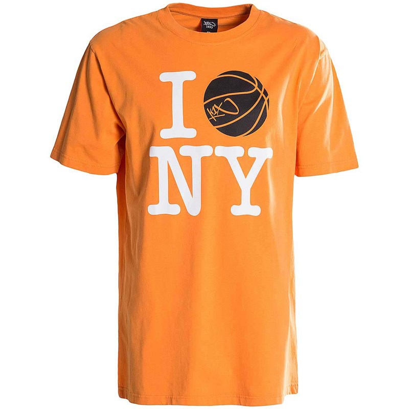 triko K1X - I Ball NY Tee orange (2230)