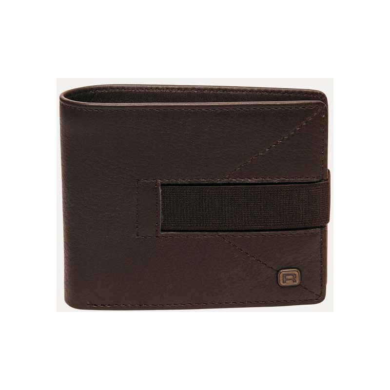 peněženka REELL - Strap Leather Brown Brown (Brown )