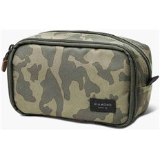 taška DIAMOND - Camo Toiletry Olive Camo (OLVCA)