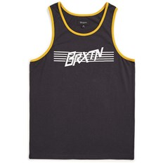 tílko BRIXTON - Hermosa Tank Washed Black (WABLK)