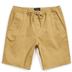 kraťasy BRIXTON - Madrid Ii Hemmed Short Wheat (WHEAT)