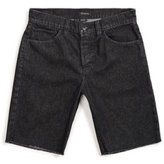 kraťasy BRIXTON - Labor 5-Pkt Denim Short Black (BLACK)