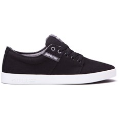 boty SUPRA - Stacks Ii Black Stitch-White (044)