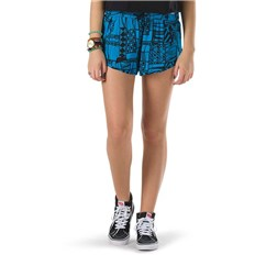 kraťasy VANS - Fox Trot Short Methyl Blue (BO8)