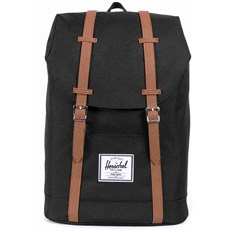 batoh HERSCHEL - Retreat Black/Tan (00001)