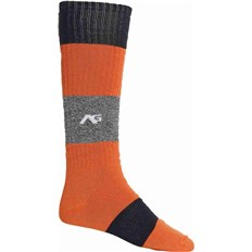ponožky ANALOG - Rancid Sock Safety Orange (801)