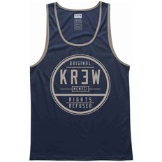 tílko KREW - Craft Seal Navy-Khaki (411)
