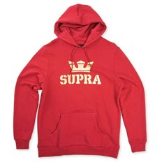 mikina SUPRA - Above Pullover Hood Rose/Gold (628)