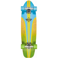 cruiser DUSTERS - Glassy Pinstripe Crsr 29Inch Blue/Yellow (BLU YEL)