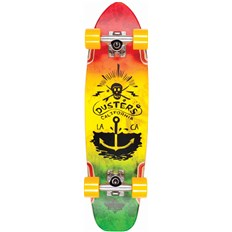 cruiser DUSTERS - Anchored Cruiser 27Inch Rasta (RASTA)