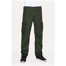 kalhoty REELL - Cargo Ripstop Forest Green 160 (160)