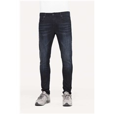 kalhoty REELL - Radar Stretch Blue-Black Washed (BLUE-BLACK WASHED)