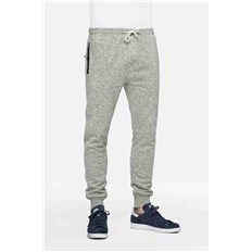 tepláky REELL - Sweatpant Light Grey Melange Light Grey Melange (Light Grey Melange)