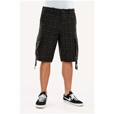 kraťasy REELL - New Cargo Short (CHEQUERED)
