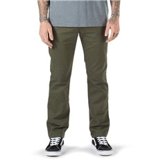 kalhoty VANS - Authentic Chino Stretch Grape Leaf (KCZ)