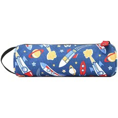 penál MI-PAC - Pencil Case Space Blue (262)