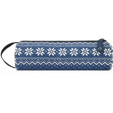 penál MI-PAC - Pencil Case Fairisle Blue (264)
