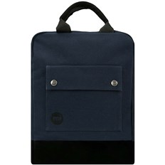 batoh MI-PAC - Tote Backpack Canvas Blue Black (A15)