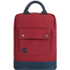 batoh MI-PAC - Tote Backpack Canvas Garnet (A13)