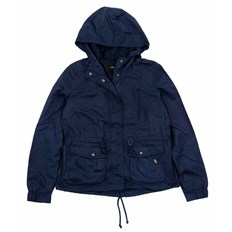 bunda BLEND SHE - Calli Parka Jacket Mood Indigo (20064)