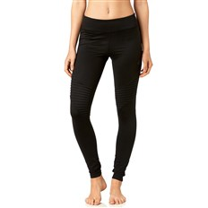 legíny FOX - Moto Legging Black (001)