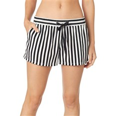 kraťasy FOX - Throttle Short Black/White (018)