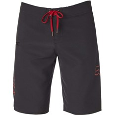 koupáky FOX - Overhead Boardshort Black/Red (017)