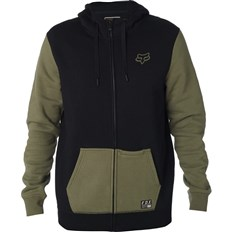 mikina FOX - Win Mob Zip Fleece Fatigue Green (111)