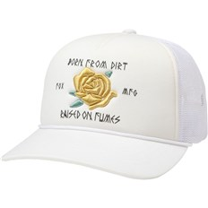 kšiltovka FOX - Rosey Trucker White (008)
