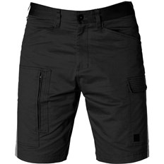 kraťasy FOX - Hardwire Short Black (001)