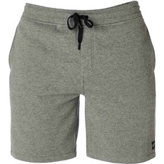 kraťasy FOX - Lacks Fleece Short Heather Graphite (185)