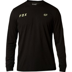 triko FOX - Starter Ls Tech Tee Black (001)