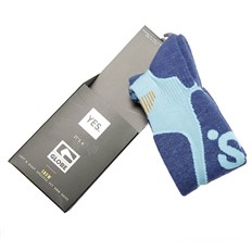 ponožky GLOBE - Yes/Globe Park Rat Sock Blue (BLUE)