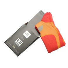 ponožky GLOBE - Yes/Globe Park Rat Sock Orange (ORANGE)
