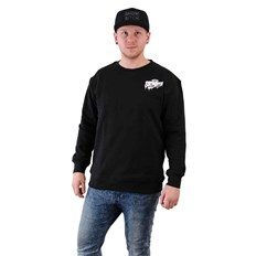 mikina SNOWBITCH - Tag Holy Crew Black (BLACK)