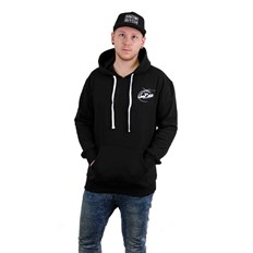 mikina SNOWBITCH - Tag Star Hoody Black (BLACK)