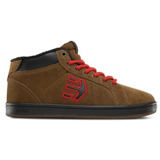 boty ETNIES - Kids Fader MT Brown/Black (201)