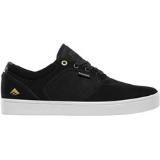 boty EMERICA - Figgy Dose Black/White/Gold (715)