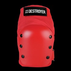 chránič kolen DESTROYER - Rec Knee Red (RED)