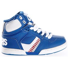 boty OSIRIS - Youth-Boys Nyc 83 Blue/White/Red (968)