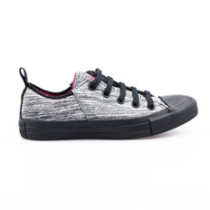 boty CONVERSE - Chuck Taylor All Star Abbey Black (BLACK)